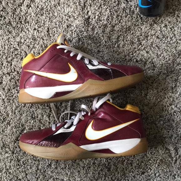 Piquete Desempleados Manía  Nike Shoes   Kd 3 Redskins   Poshmark
